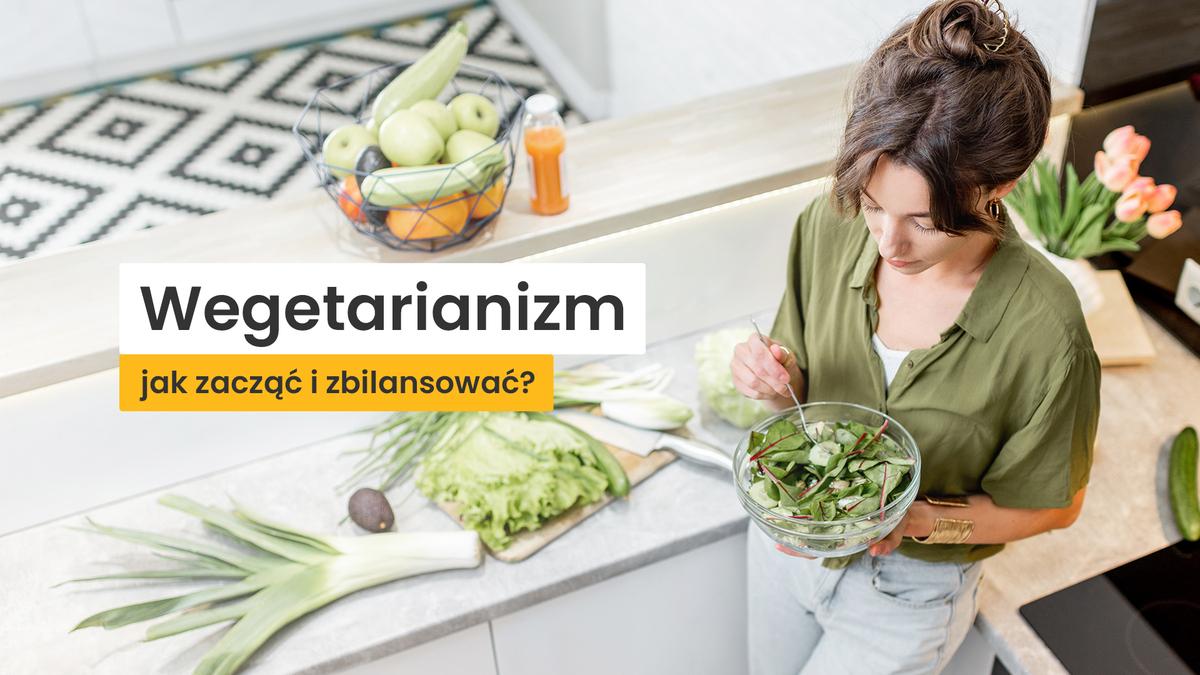 jak przejść na wegetarianizm